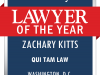 "K&G Law Group Partner Zachary Kitts is named ""Qui Tam Lawyer of the Year"""
